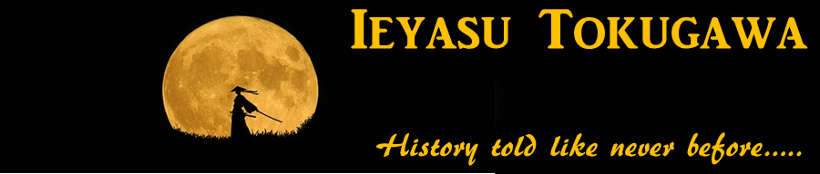 Ieyasu Tokugawa header image